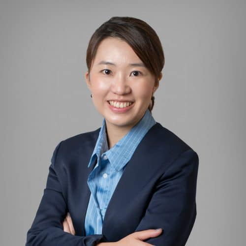 Photo of Evelyn Chan.