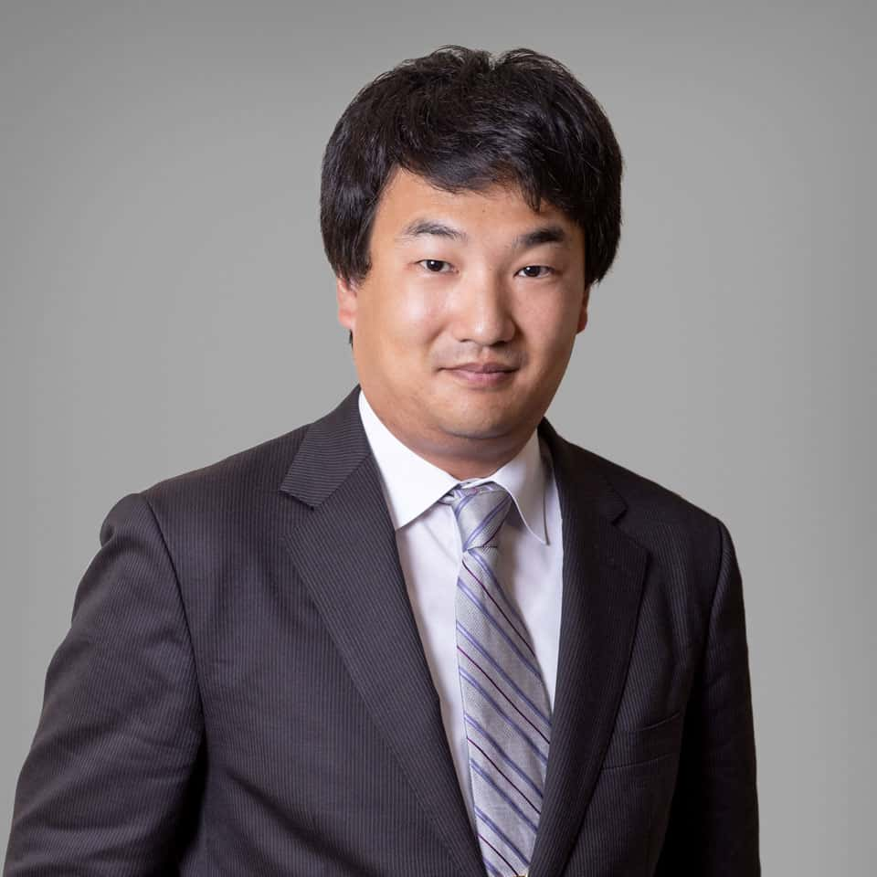 Photo of Takashi Ugajin, Hong Kong lawyer.
